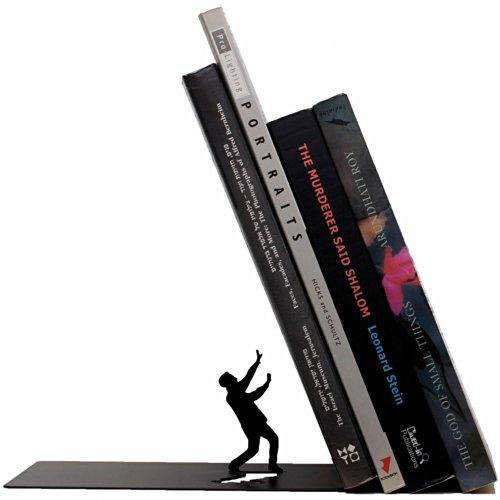 Geschenkideen Artori-Design-Falling-Bookend-Buchstuetze