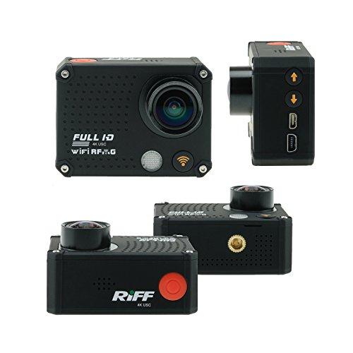 Riff USC 4K Unterwasser und Action Sport Kamera - 2