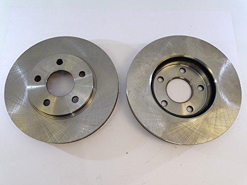 2x-brake-disc-rotor-front-66576-jason-54035-4wd-awd-for-ford-explorer-ranger-mercury-mountaineer