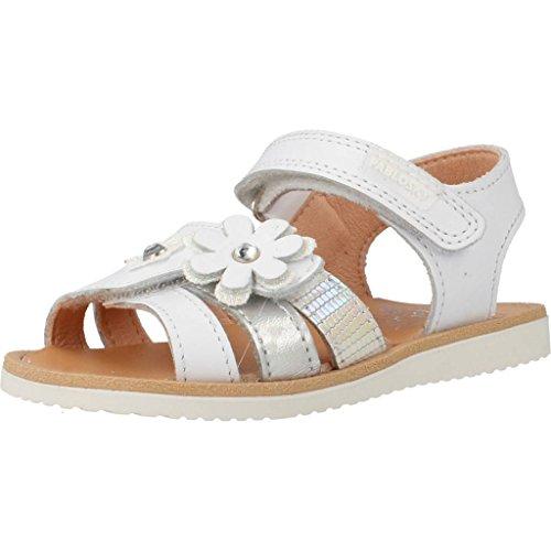 Sandali e infradito per ragazza, color Bianco , marca PABLOSKY, modelo Sandali E Infradito Per Ragazza PABLOSKY GRAFITO Bianco