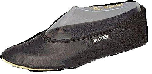 BLEYER Gymnastikschuh BW, Farben:schwarz, Größe:37 (Farbe 9500)