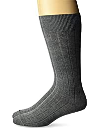 Buttoned Down - 2-pack Merino Wool Dress Socks, Calze Uomo