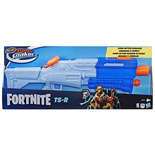 Super Soaker Nobby Shotty Fornite (Habro E6876EU4)