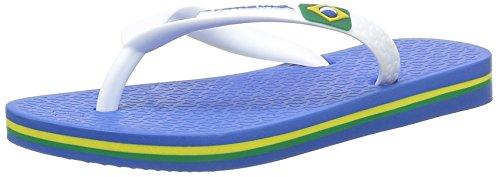 Ipanema Unisex-Kinder Classica Brasil II Zehentrenner, Blau-Bleu (22569), 35-36 EU