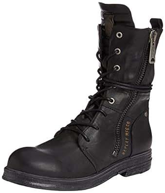 Replay Evy Damen Biker Boots: Amazon.de: Schuhe & Handtaschen