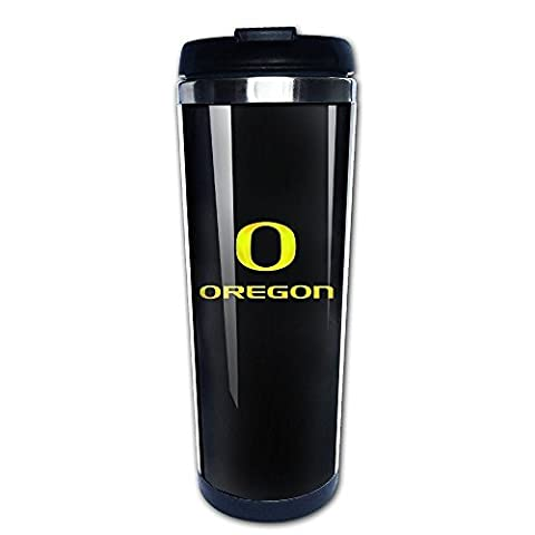 Oregon Ducks Travel Cup Stainless Steel