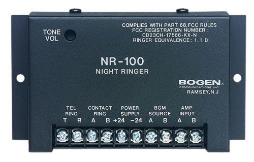 NIGHT RINGER PWR SUPPLY NICHT IM LIEFERUMFANG ENTHALTEN Bogen Pwr Supply