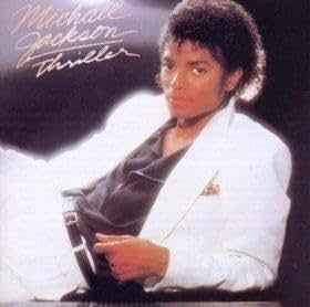 Thriller by Michael Jackson (2009) Audio CD