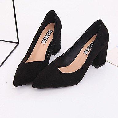 ... EU38 / UK5.5 / CN38. RTRY Donna Pantofole &Amp; Flip-Flops Comfort  Estivo Pu Casual Chunky Heelblack Camminata Bianca