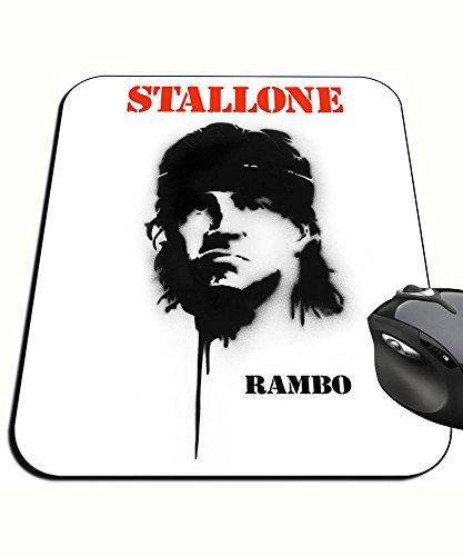Preisvergleich Produktbild Rambo Sylvester Stallone Sly B Mauspad Mousepad PC