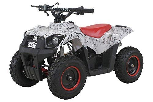 Miniquad Kinder Atv Tiger 49 cc Pocketquad 2-takt Quad Pocket Bike Kinderquad