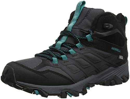 Merrell Women s s Moab FST Ice+ Thermo High Rise Hiking Boots 856257dcaa4e