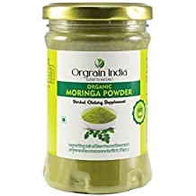 Orgrain India USDA Certified Organic Moringa Powder 100gms