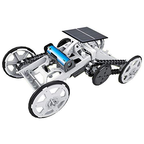 Wodeni DIY Climbing Vehicle Model Motor Car Educational Engineering Toy for Kids Children -
