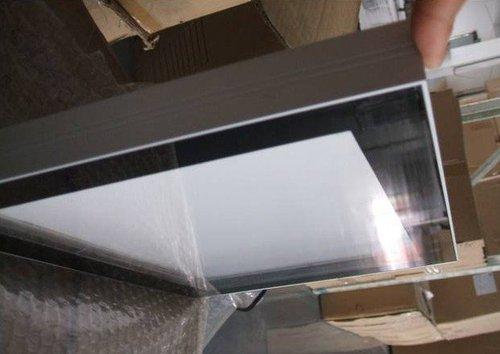 Gowe LED Magnet Light Box Single Side A1Größe, Slim LED Werbung Licht Box Slim Light Box