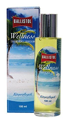 Ballistol Körperpflege Wellness-Öl Tropical Dream 100 ml, 26620