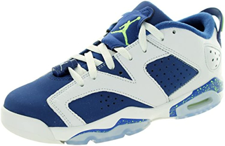 Jordan Air 6 Retro Low BG Boys Sneakers 768881 106