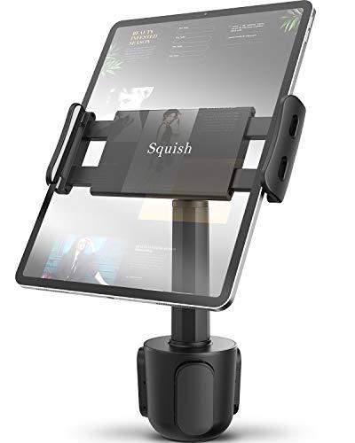 Kfz-Halterung für Tablet-PCs, Squish Universal-Halterung für iPad Pro/Air/Mini, Kindle, Tablets, Nintendo Switch Smartphones, kompatibel mit 11,4 cm bis 27,9 cm Geräten