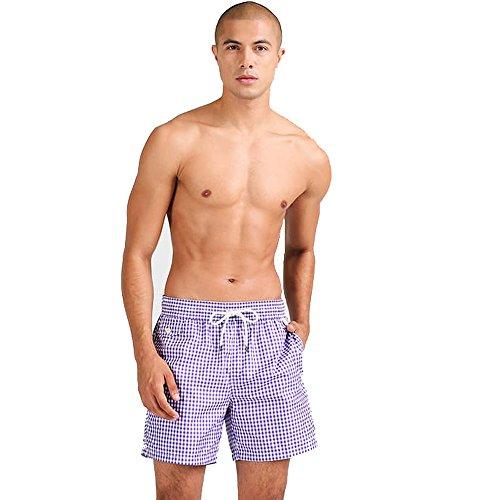 Ralph Lauren bañador para Hombre XL, Lavander
