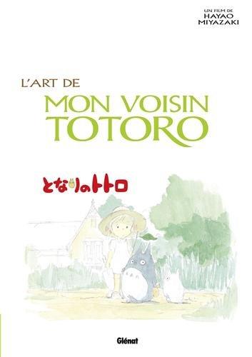 L'art de Mon voisin Totoro par Hayao Miyazaki, Studio Ghibli