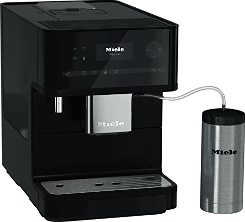Miele CM6350 BlackEdition (Kaffeevollautomat)...