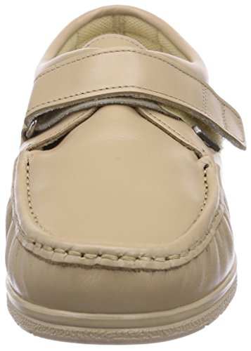 Fischer Damen Bequem-schuh, Mocassins (loafers) Femme Beige (antilope 703)