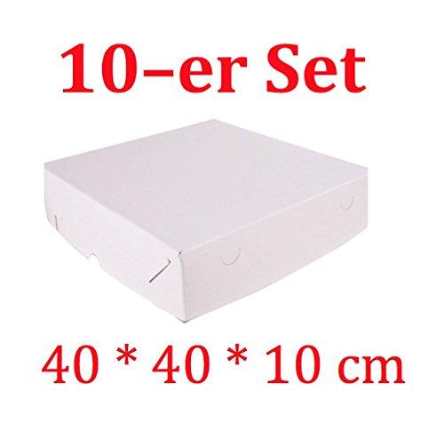 Kuchenform mit Deckel /& Henkel 36x23 cm Kuchen Transportbox Kuchenbackform NEU