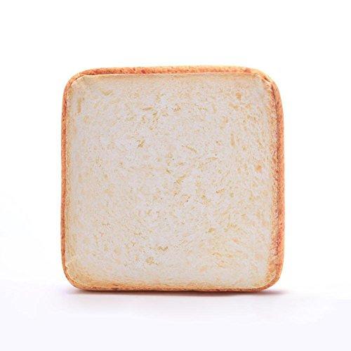 Star Eleven Creative Toast Brot Weiches Katzenkissen Sofa Kissen Überwurf Plüsch Geschenk Dekoration
