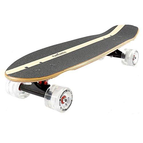 Zoom IMG-1 funtomia skateboard 66cm 7ply strati