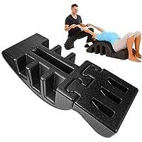 Pilates Spine Yoga Pilates columna Corrección cama Arco Mesa de masajes Spine Corrector Ortesis Pilates quiropráctica cama de múltiples funciones de corrección de yoga espinal cervical deformidad equi