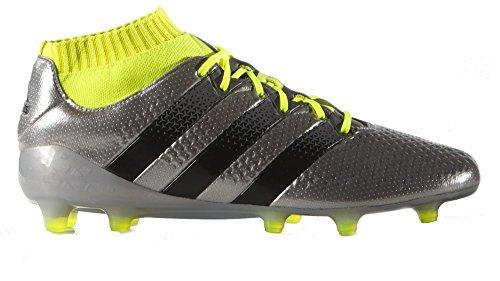 adidas ACE 16.1 PRIMEKNIT FG - Fußballstiefel - Herren, Silber, 44 (Adidas Sock Elite)