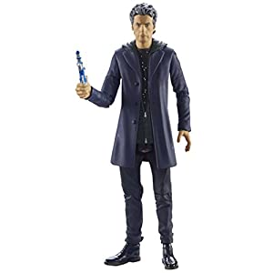 Doctor Who 06283 5-Inch Grey 12th Doctor Capaldi Hoodie Figure