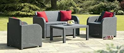 Anthracite Grey Lounge Set OGD18