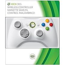 Microsoft Xbox 360 Wireless Controller - Volante/mando (Gamepad, Xbox, Atrás, Start, Inalámbrico, RF)