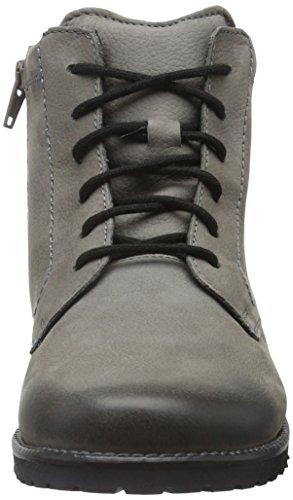 Ganter Damen Frida-F Kurzschaft Stiefel Grau (asphalt 6100)