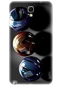 Spygen Premium Quality Designer Printed 3D Lightweight Slim Matte Finish Hard Case Back Cover For Samsung Galaxy Note 3 Neo SM-N7505