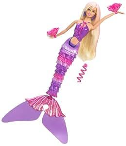 Barbie In A Mermaid Tale Swim 'N Dance Mermaid Barbie Doll