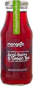 Mangajo Acai Berry & Green Tea 250ml