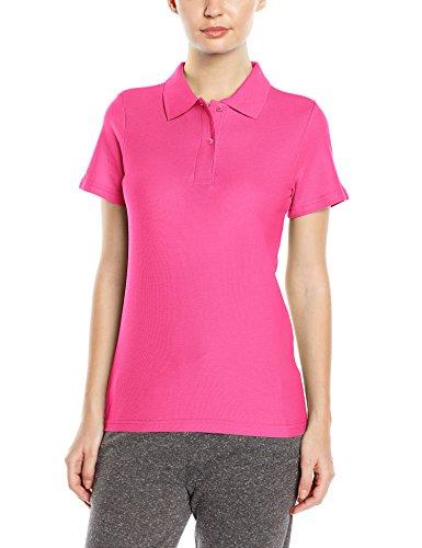 Stedman Apparel Polo ST3100t-shirt à manches courtes pour femme Coupe standar Rose - Sweet Pink