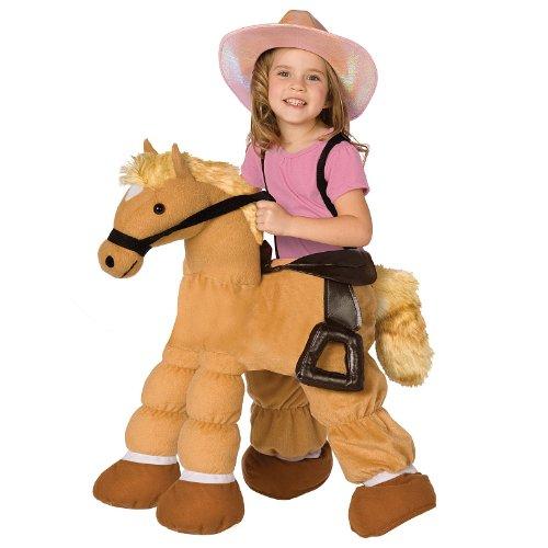 Kostüm Plüsch Kind Pony - Morph ompal1073sm Plüsch Kostüm, Jungen, Pony, klein