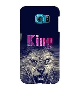 ifasho Designer Phone Back Case Cover Samsung Galaxy S6 Edge :: Samsung Galaxy S6 Edge G925 :: Samsung Galaxy S6 Edge G925I G9250 G925A G925F G925Fq G925K G925L G925S G925T ( Royal Bike And 43 Super Bike )