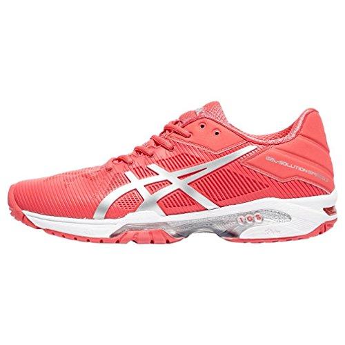 Asics Damen Gel-Solution Speed 3 Tennisschuhe Rot
