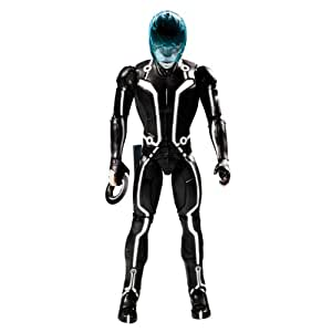 "Tron Legacy 12"" Ultimate Sam Flynn Figure"
