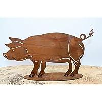 Suchergebnis auf für: Schwein Gartendeko: Garten