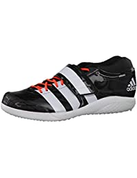 adidas Herren Leichtathletikschuhe adizero Javelin 2 core black/ftwr white/solar red 50 2/3