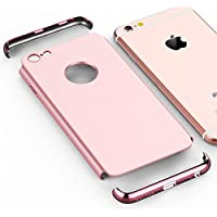 VemMore iPhone 6S Plus Hülle iPhone 6 Plus Hülle Hard Handyhülle Ultra Slim Dünn 360 Hardcase Full Body Case 3... preisvergleich bei billige-tabletten.eu