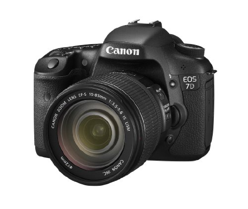 Canon EOS 7D Digital SLR Camera (Inc EF-S 15-85mm f/3.5-5.6 IS USM Lens Kit)