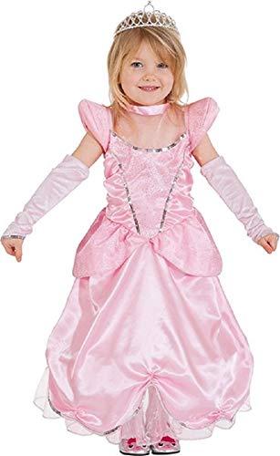Hexe Gute Glinda Kostüm - Fancy Me Kostüm für Mädchen/Babys, Motiv: Fee/Patte/Prinzessin/Pfirsich/Film/Weltbuch