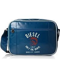 Diesel Bolso de hombro para mujer, azul (Azul) - DJD25354_Bleu