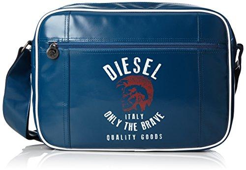 Diesel Borsa a spalla, blu (Blu) - DJD25354_Bleu